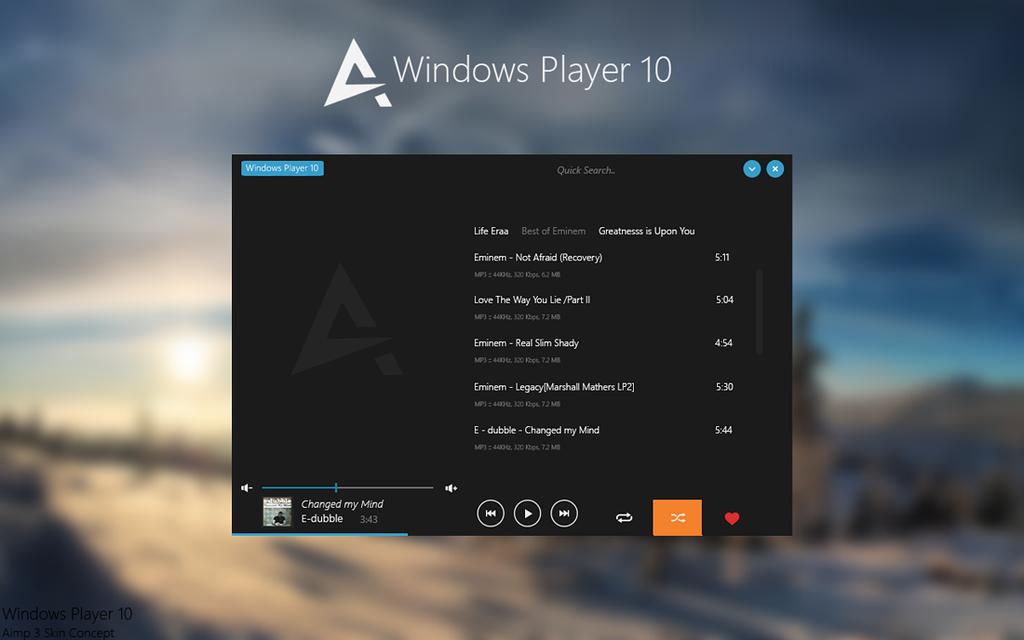 муз плеер для Windows 7 - фото 6
