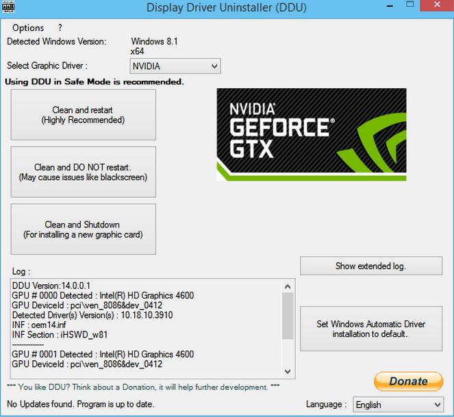 скачать драйвера для видеокарты nvidia nforce