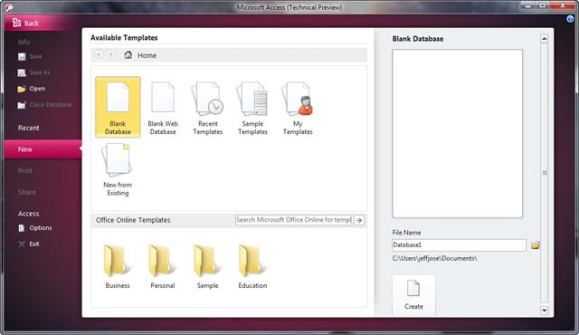 Скачать access 2010 для windows 10