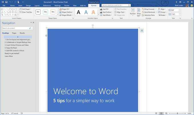 Microsoft word код активации 2016