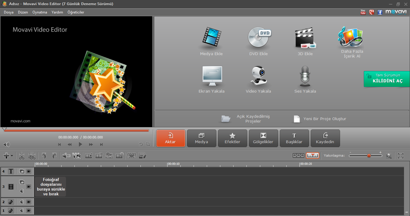 Movavi video editor 7 ключ активации бесплатно