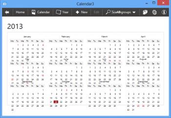 Приложение календарь скачать