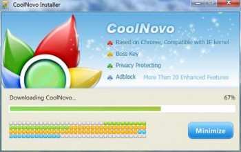 CoolNovo Portable