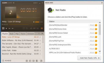GOM Audio Player