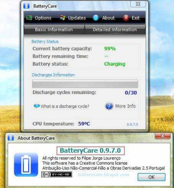 BatteryCare Portable