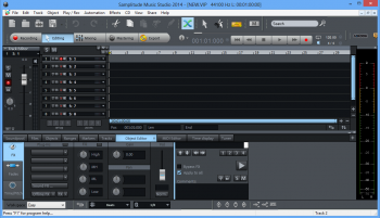 MAGIX Samplitude Music Studio 14