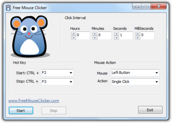 Fast Mouse Clicker