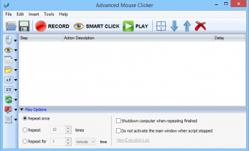 Advanced Mouse Auto Clicker