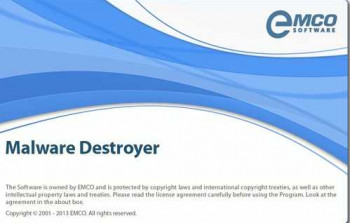 EMCO Malware Destroyer