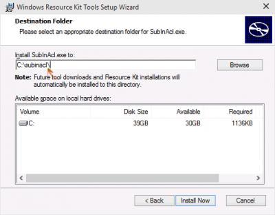 Код ошибки 0x80070005 на Windows 10