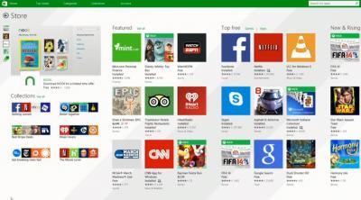 Официальный магазин Microsoft Store