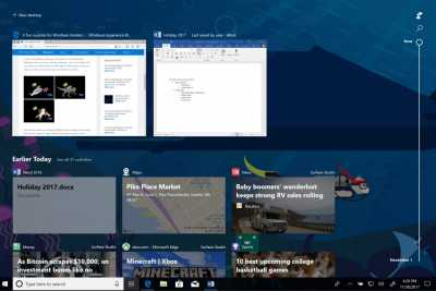 Windows 10 build 17063